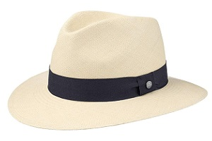 Sombrero panamá color natural