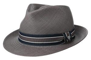 Sombrero panamá color negro