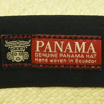 Sombrero panama genuino hecho en ecuador